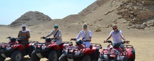 Cairo desert adventure