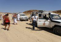 Egypt desert El Gilf Elkebir tour