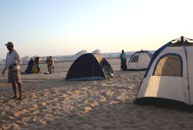 desert safari 3 nights 4 Days