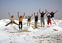 White Desert Trekking