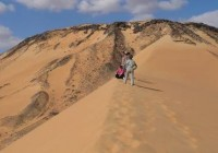 Egypt Great sand sea desert safari tour