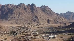 Egypt western desert Jebel Ghurabi