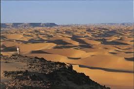Egypt western desert Great Sand Sea