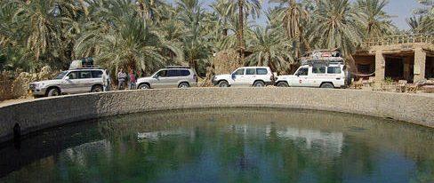 Bir Ramla Egypt western desert