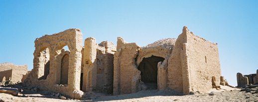 Desert tombs