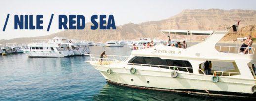 Egypt desert hunting fishing tour