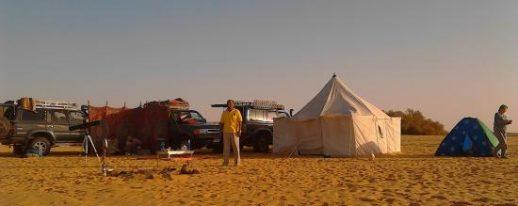 Egypt western desert tours